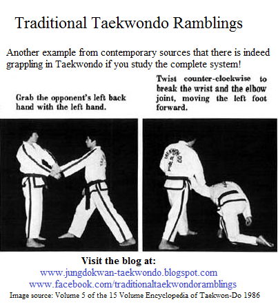Traditional taekwondo ramblings taekwondo is not and has never been as you can see above taekwondo was a very holistic and very well rounded art and not as simple kick block punchy as people today believe fandeluxe Choice Image