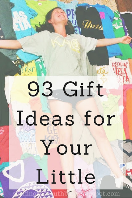 93 Gift Ideas for Your Little