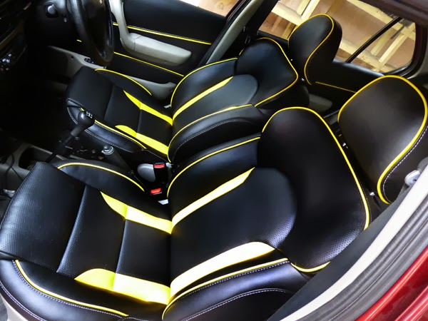 Right fit car seat covers & Upholstery