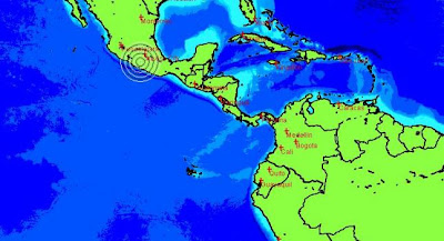 Alerta posible terremoto superior a los 8,0 grados en Guerrero, Mxico