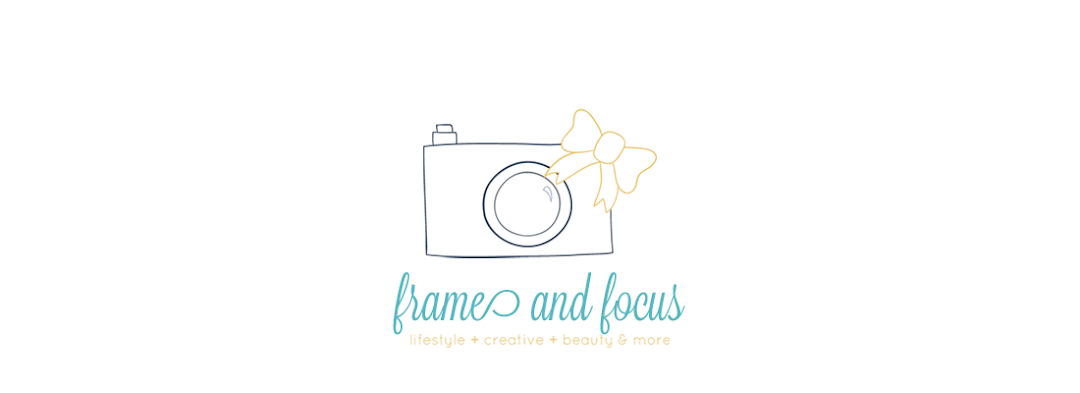 frame and focus