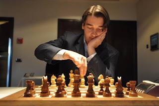 le génial russe Alexander Morozevich (2762)
