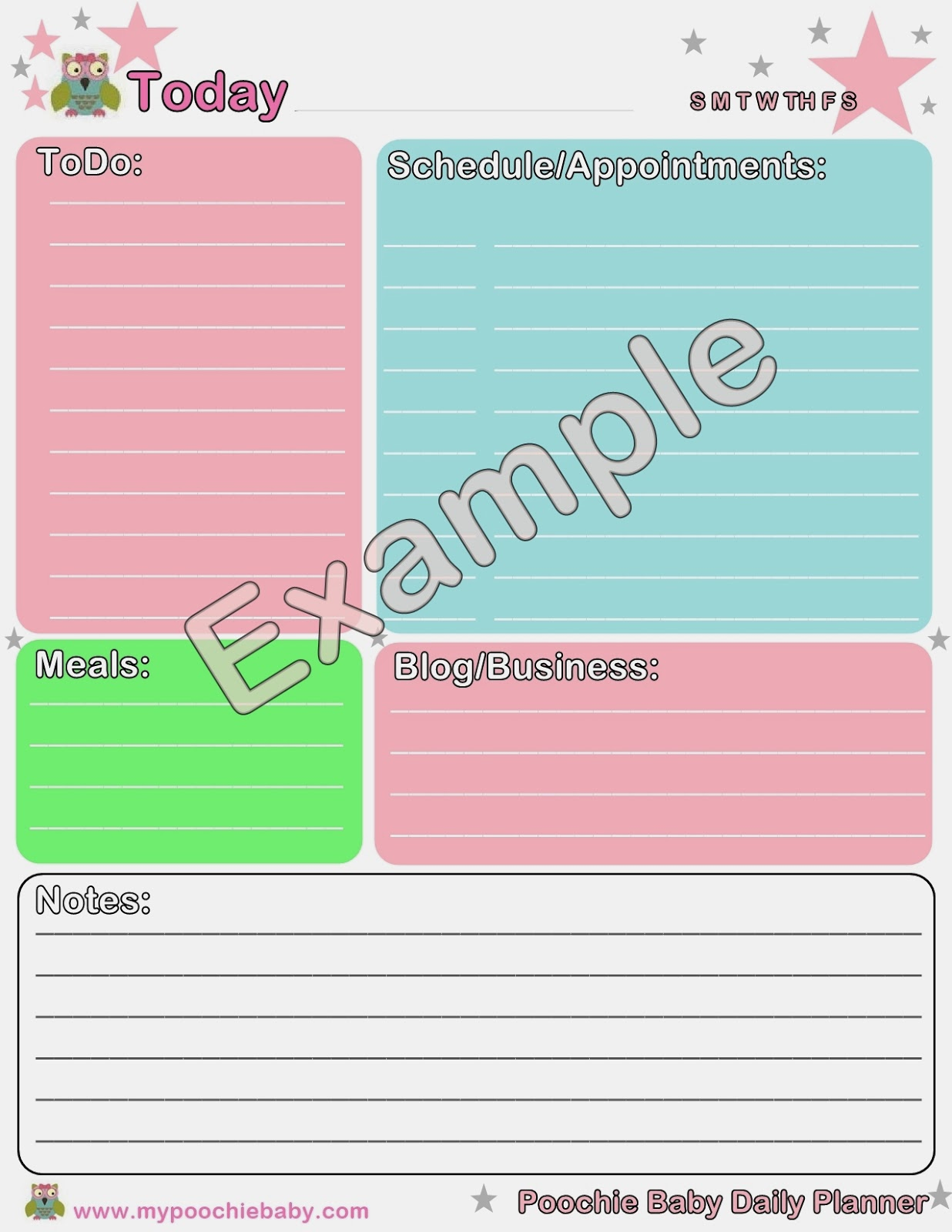 download daily planner