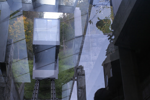 Funicular, Ljubljana.
