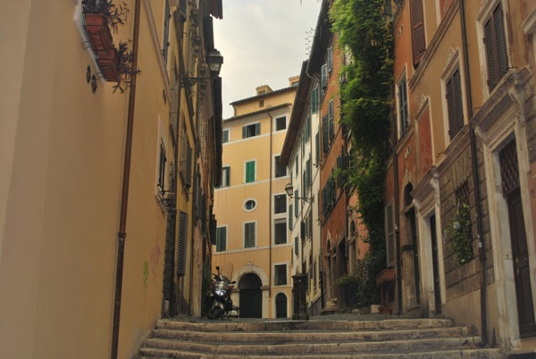 Район Монти, Рим