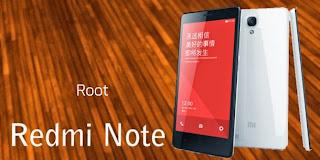Cara Paling Gampanag Root Xiaomi Redmi Note Tanpa PC