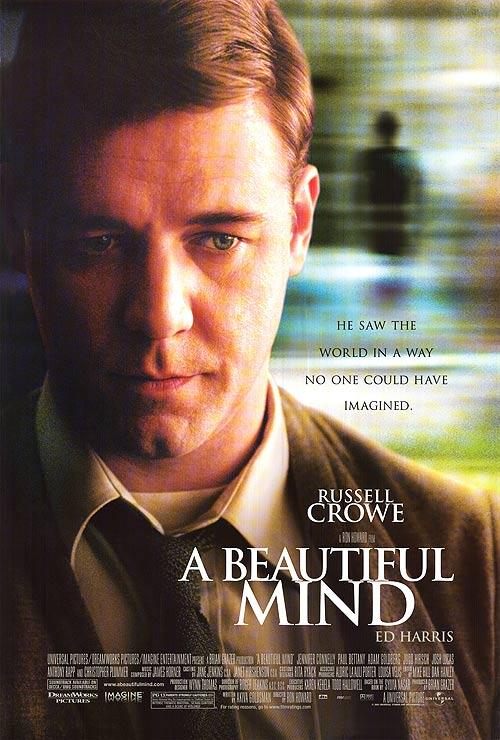 Beautiful Mind movie poster