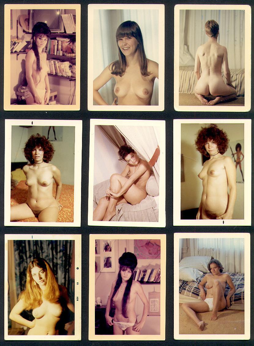 amateur nudes 60s