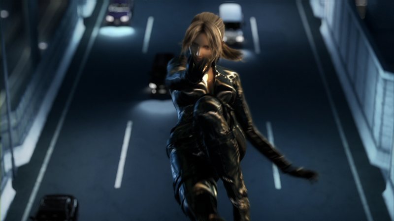 Tekken BV Screenshot Movie
