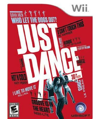 Just Dance WII NTSC Spanish