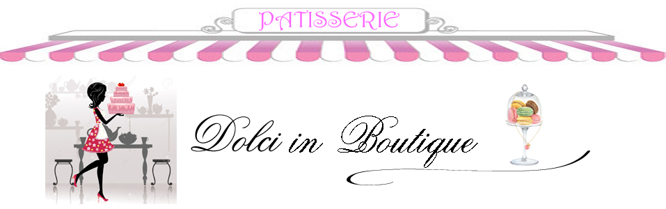 Dolci in boutique