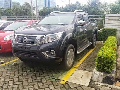 Informasi Harga dan Spesifikasi All New Nissan Navara