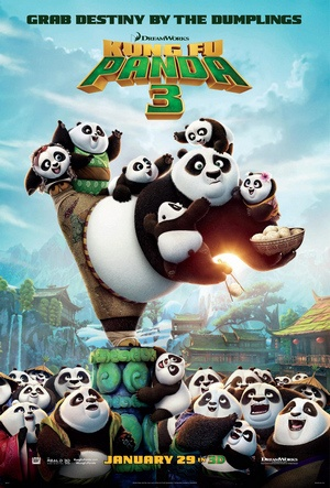 Kung Fu Panda 3 BluRay Torrent Download