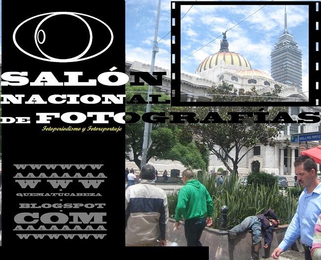 SALON NACIONAL DE FOTOGRAFIAS