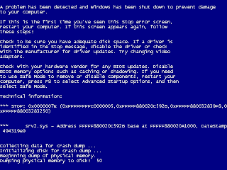 Cara Mengatasi Blue Screen Pada Windows 7
