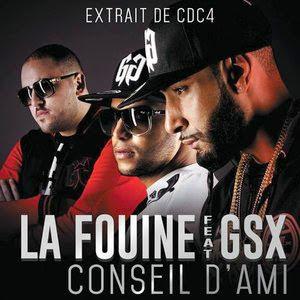 La Fouine feat. GSX - Conseil d'Ami