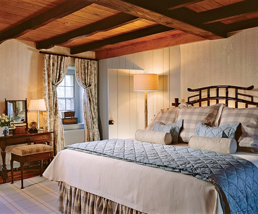 New home interior design charm rekindled