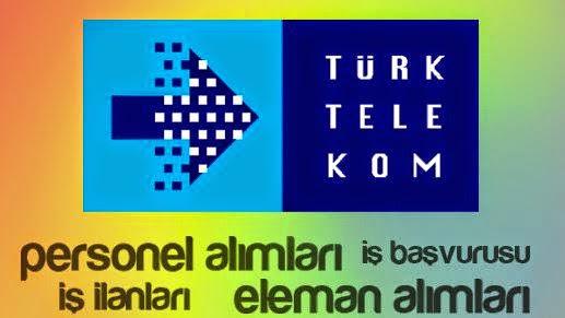 türk tekeom personel alımı