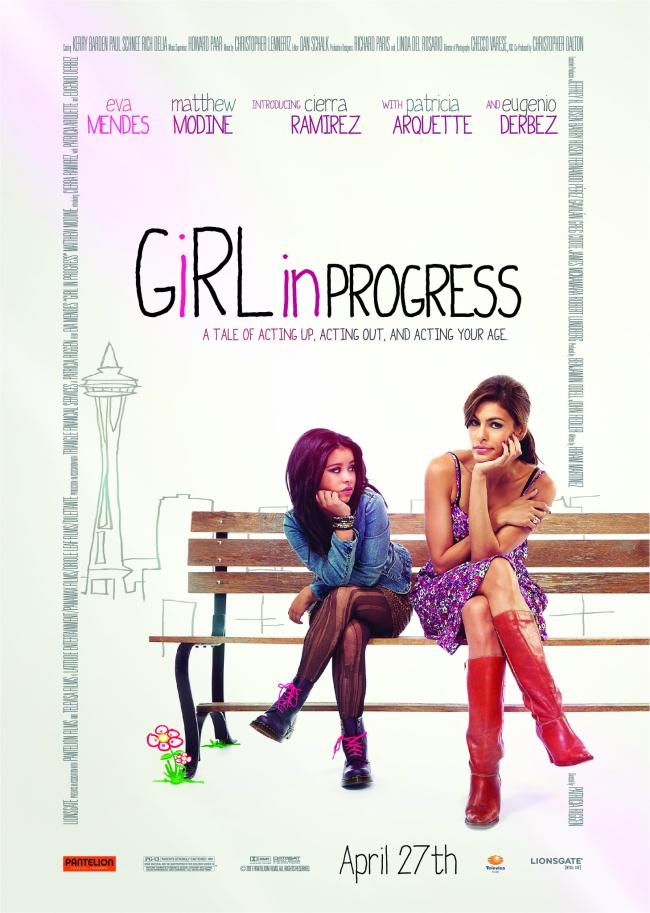 Watch Girl In Progress Movie Online Free 2012