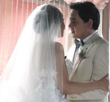Miggy-Laida wedding in 'It Takes A Man and A Woman'