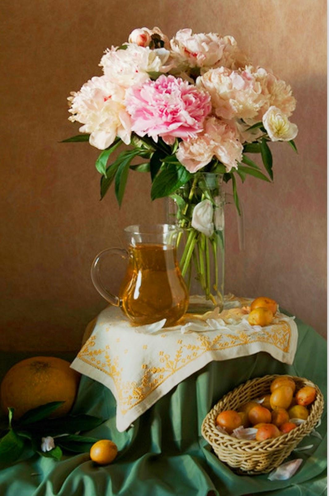 Cuadros modernos pinturas ver cuadros de temas florales - Ver cuadros modernos ...