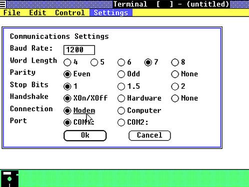 windows serial terminal