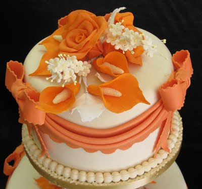 Indian Traditional Wedding Cakes Ideas