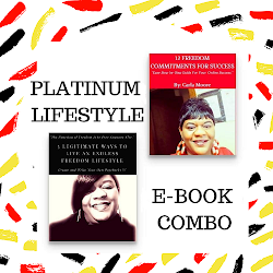 Get Your Platinum Lifestyle e-Book Combo