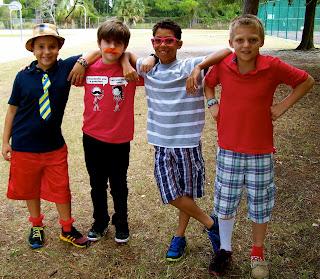 Team Kirkham-Remley Fourth Grade: Red Ribbon Week: Wacky ...