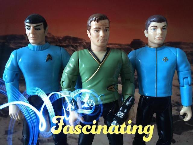 Fascinating - Star Trek Action Figures, Star Trek Toys and more