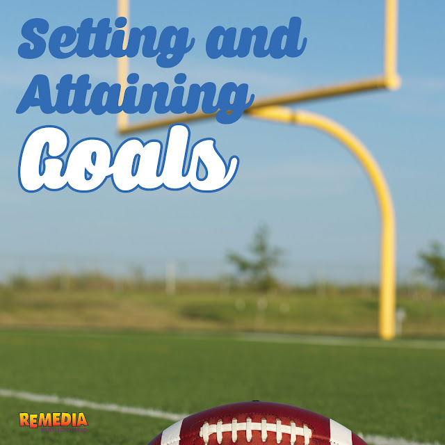 Setting & Attaining Goals with your Students | Remedia Publications