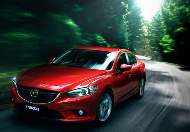 Mazda6 Sedan 2013
