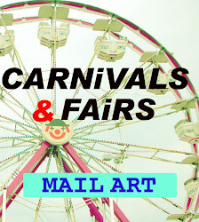 CARNIVALS & FAIR mail art