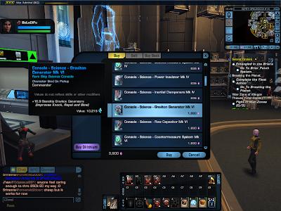 Star Trek Online - Graviton Generator