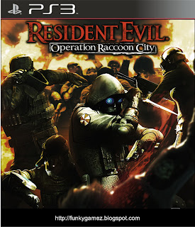 Resident Evil Operation Raccoon City-PS3