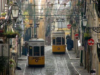 Tranvias en Lisboa - que visitar