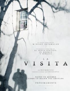 The Visit (Los huéspedes) (2015)