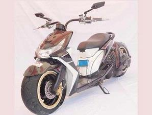 Modifikasi Honda Beat 2010 Low Rider Chopper From Bali.jpg
