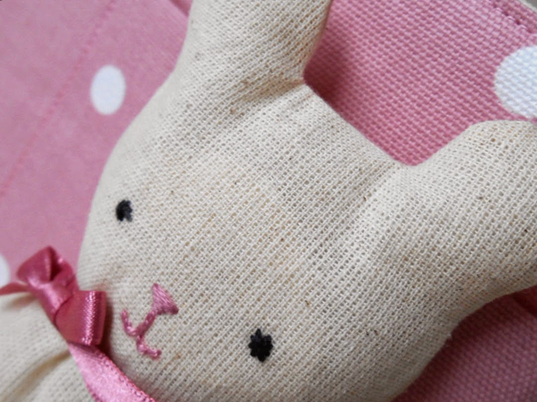 mouse fabric toy