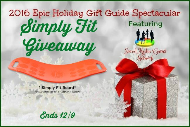Simply Fit Giveaway