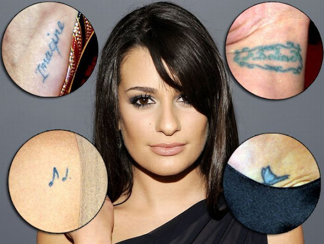 The worst tattoos in Hollywood - yahoo.com