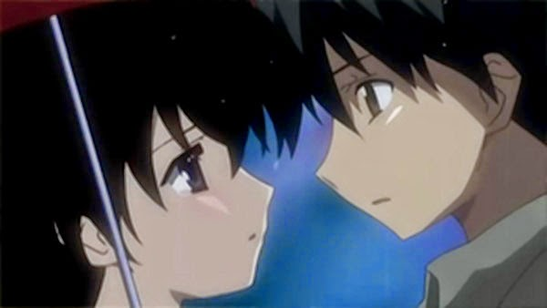 Makoto Itou and Sekai Saionji (School Days)