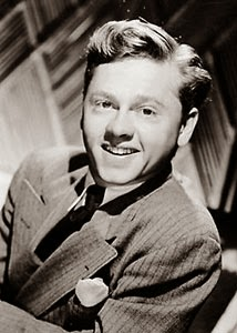 American Old Actor Mickey Rooney First Images
