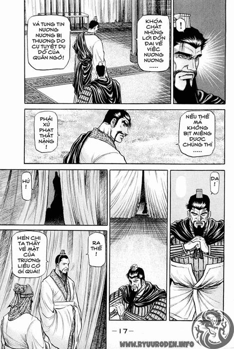 Chú Bé Rồng - Ryuuroden chap 43 - Trang 19