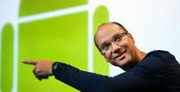 Penemu Android adalah Andy Rubin