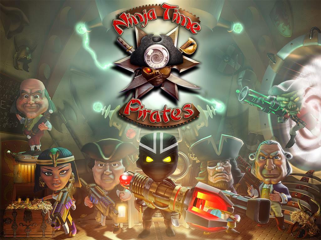 Ninja Time Pirates v1.0.0 [Mod Money] APK+DATA