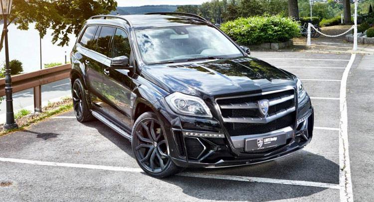 Mercedes Gl Black Crystal Price