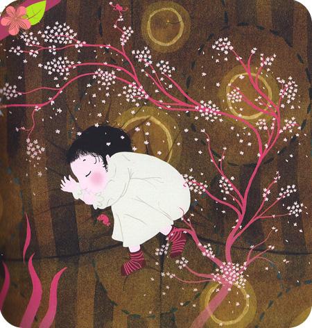 Petite Lili dans son grand lit de Sylvie Poillevé et Charlotte Gastaut