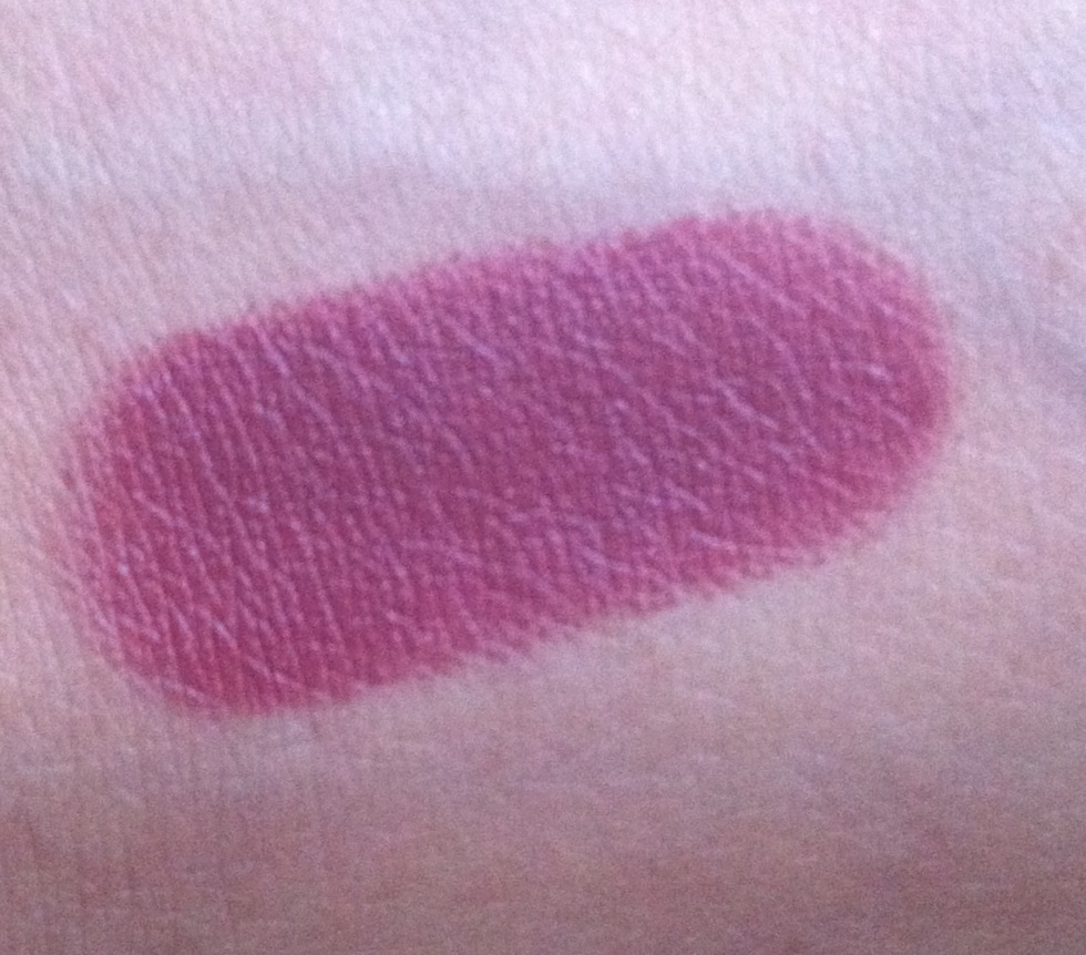 Mac Viva Glam III lipstick review and swatch - Beauty And ...