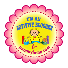 Educational Activity Blogger for Gummy Lump Toys